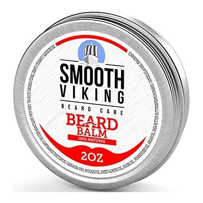 Beard Balm with Shea Butter & Argan Oil-Leave in Wax Conditioner
