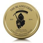 "The Blades Grim Gold Luxury Shaving Soap ""Smolder"""