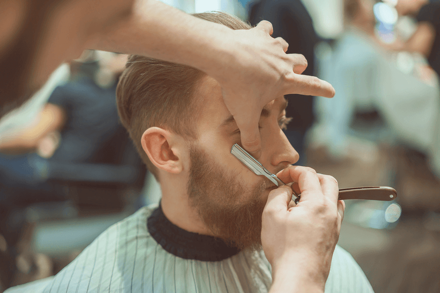 Anatomy Of a Straight Razor