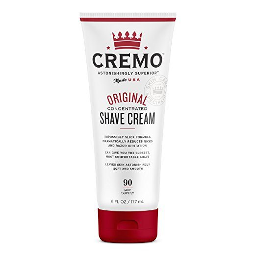 Cremo Astonishingly Superior Shaving Cream for Men