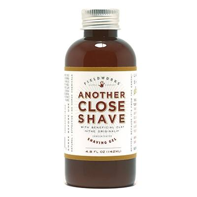 Organic Natural Shave Gel for Sensitive Skin by Another Close Shave