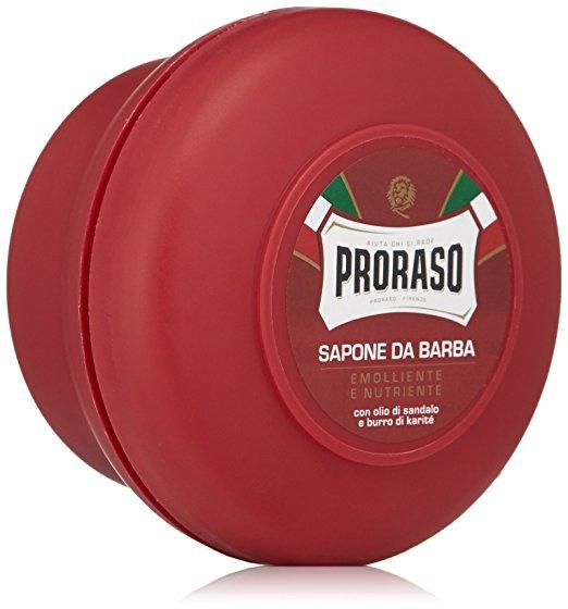 propaso shaving soap