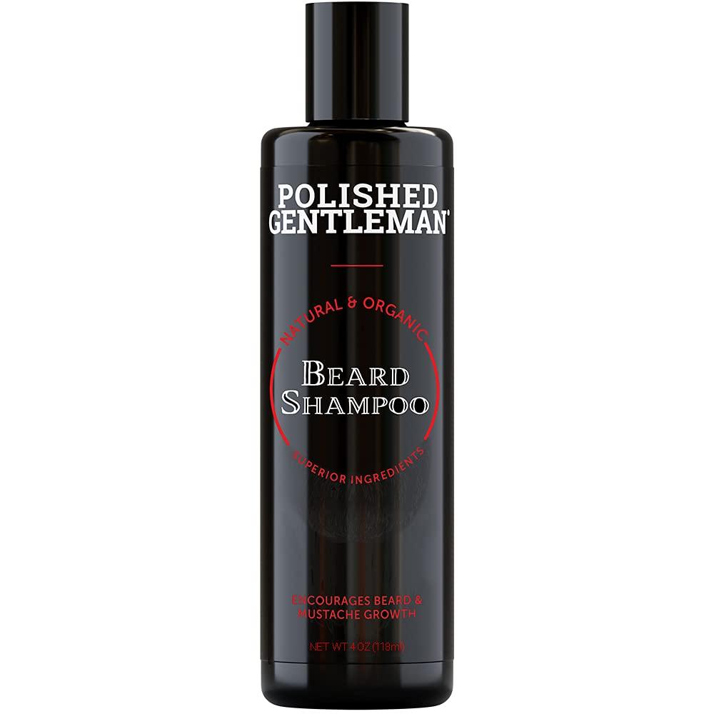 Polished Gentleman Beard Shampoo